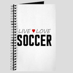 Live Love Soccer Journal