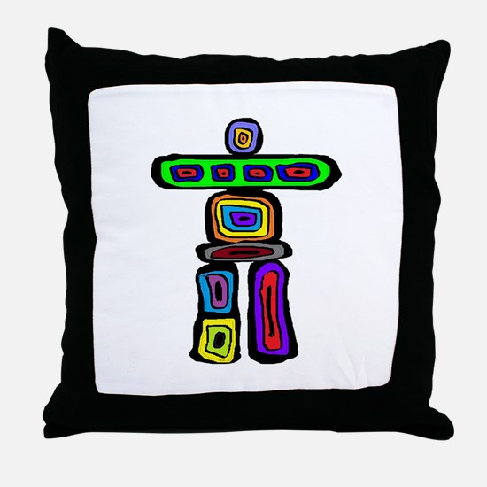 EMBRACE THIS Throw Pillow