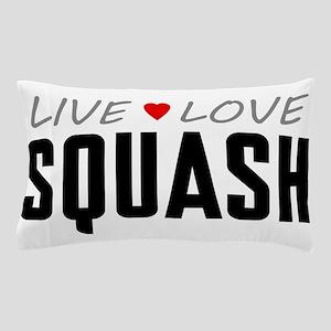 Live Love Squash Pillow Case