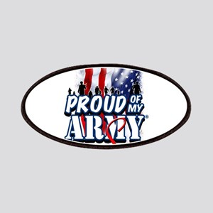 Proud of My Army Son Patch