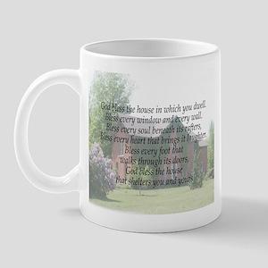 Housewarming Blessing Mug