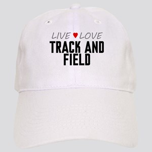 Live Love Track and Field Cap