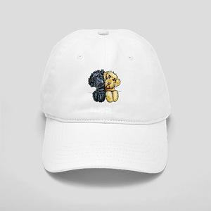 Labradoodles Lined Up Baseball Cap