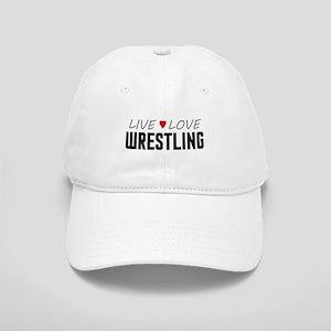 Live Love Wrestling Cap