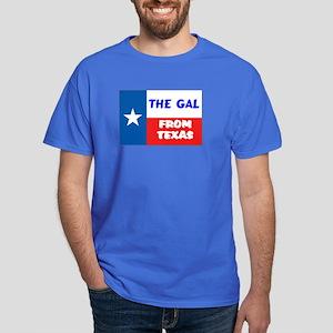 TEXAS GAL Dark T-Shirt