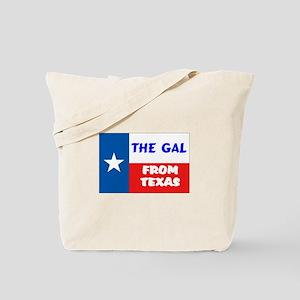TEXAS GAL Tote Bag