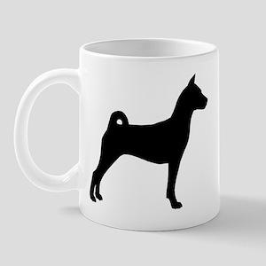 Basenji Dog Mug
