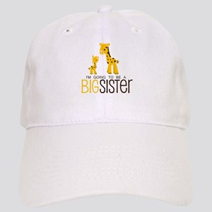 I'm going to be a big sister Cap