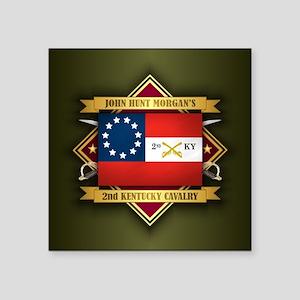 2nd Kentucky Cavalry Sticker