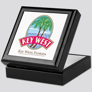 Retro Key West - Keepsake Box