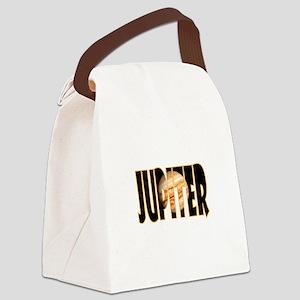 Jupiter Canvas Lunch Bag