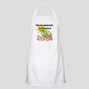 Honeymoon Jamaica BBQ Apron