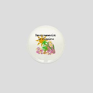 Honeymoon Jamaica Mini Button