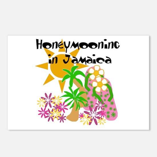 Honeymoon Jamaica Postcards (Package of 8)