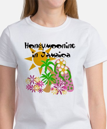 Honeymoon Jamaica Women's T-Shirt
