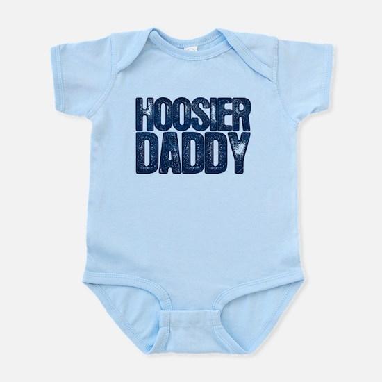 Blue Hoosier Daddy Infant Bodysuit