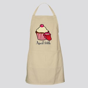 Cake and Cunnilingus Day Apron