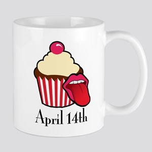 Cake and Cunnilingus Day Mugs