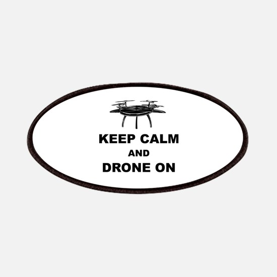 Keep Calm and Drone On Patch