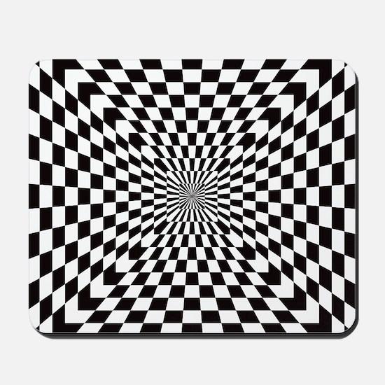 Optical Checks Mousepad