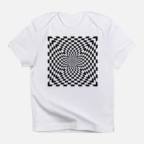 Optical Checks Infant T-Shirt