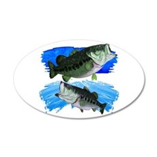 TWO STRIKES Wall Decal