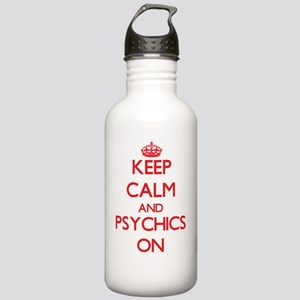 Keep Calm and Psychics Stainless Water Bottle 1.0L