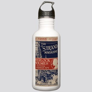 sherlock holmes cover  Stainless Water Bottle 1.0L