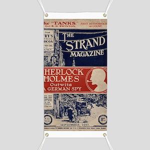 sherlock holmes cover art Banner