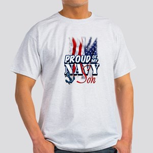 Proud of my Navy Son T-Shirt
