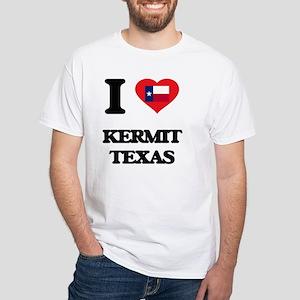 I love Kermit Texas T-Shirt