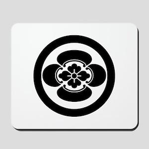 Mokko in a circle Mousepad