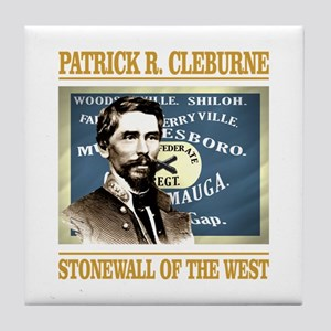 Patrick Cleburne Tile Coaster