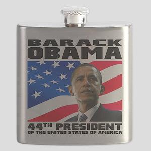 44 Obama Flask