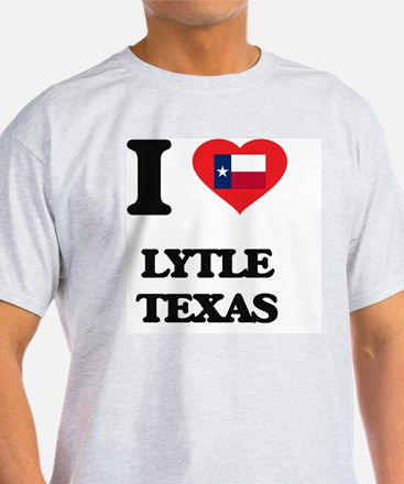 I love Lytle Texas T-Shirt