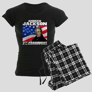 07 Jackson Women's Dark Pajamas