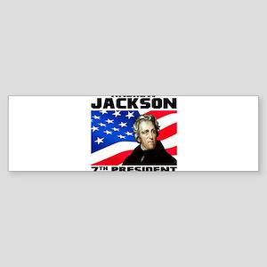 07 Jackson Sticker (Bumper)