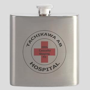 20th Casualty Tachikawa Air Base Flask
