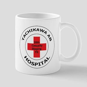 20th Casualty Tachikawa Air Base Mugs