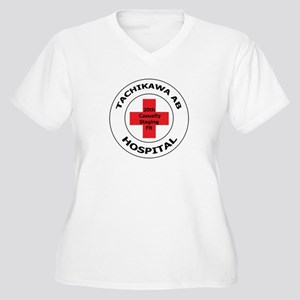 20th Casualty Tachikawa Air Base Plus Size T-Shirt
