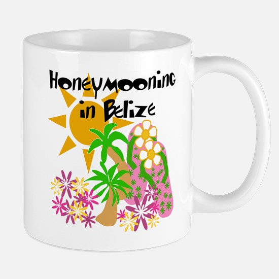 Honeymoon Belize Mug