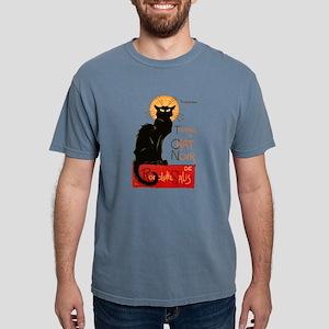 Tournee du Chat Steinlen Black Cat T-Shirt