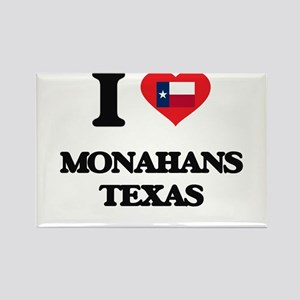 I love Monahans Texas Magnets