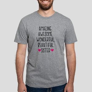Amazing Sister Mens Tri-blend T-Shirt