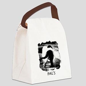 Pals Canvas Lunch Bag