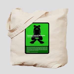 Canvey Island Monster Tote Bag