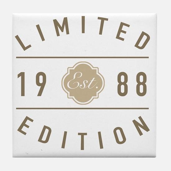 Unique 30 year old Tile Coaster