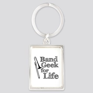 Trombone Band Gee Keychains