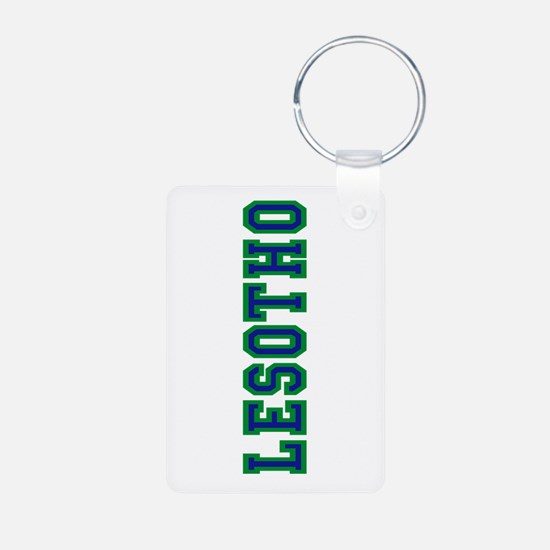 Lesotho Keychains