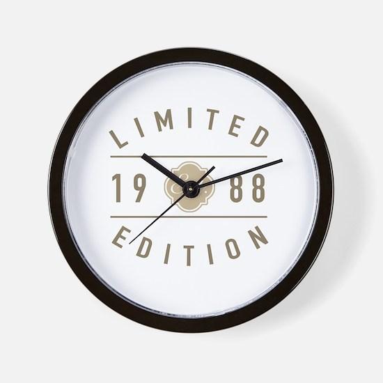 Cute 30 year old Wall Clock